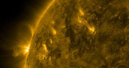 В середине 21 века Солнце снизит свою активность