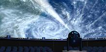 Цены на надувные купола и оборудование планетария