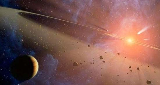 молодые астеройдные семейства